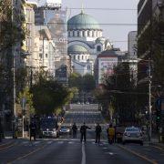 POLICIJSKI ČAS DO PONEDELJKA U 5 UJUTRO Građani Srbije još jedan vikend provode kod kuće