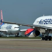 AIR SERBIA OBNOVILA PUTNIČKI SAOBRAĆAJ Letovi za Cirih i Frankfurt, u nedelju za London i Beč