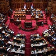 POSLANICI U SREDU O UKIDANJU VANREDNOG STANJA Na dnevnom redu i zakon o usvojenim uredbama