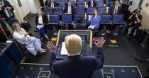 DONALD TRAMP OTVORIO POLEMIKU U SAD Da li predsednik ima apsolutnu moć?