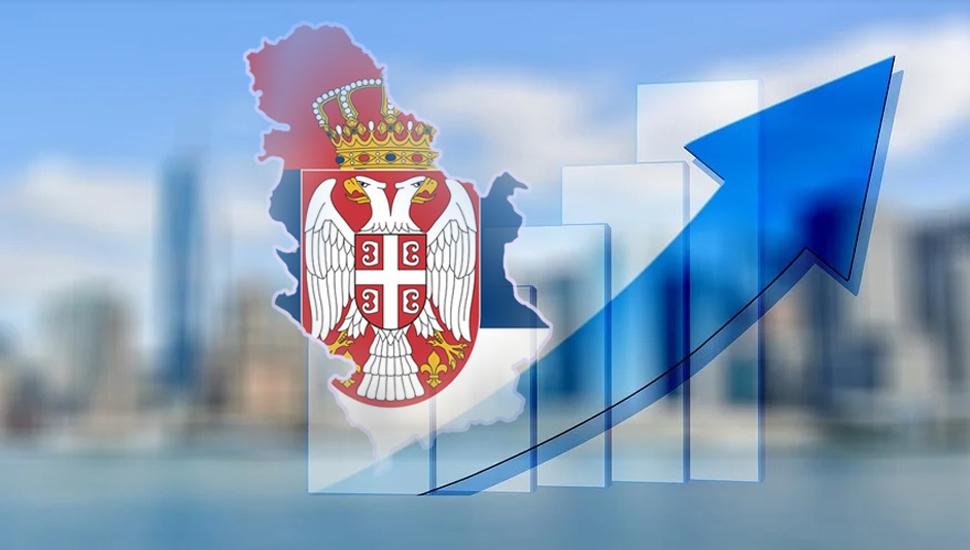 Rast BDP Srbije