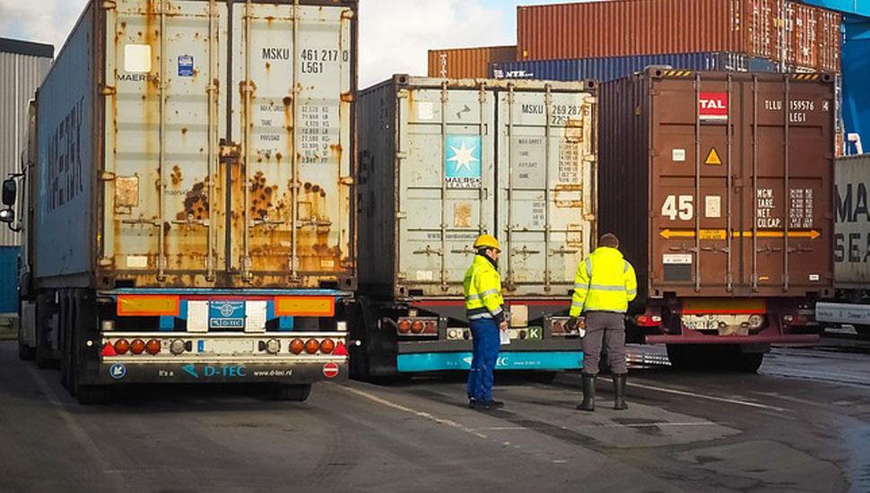 spoljnotrgovinska razmena kamionima