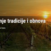 SRBIJA ZEMLJA VINA Razaranje tradicije i obnova KOLUMNA ALEKSANDRA VASIĆA