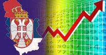 SRBIJA NA MESTU BROJ JEDAN SA RASTOM BDP OD 5 ODSTO, pokazuje i rang lista Eurostata