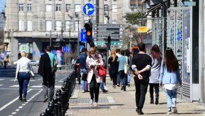 BEOGRAD PREDNJAČI PO PLATAMA I STOPI ZAPOSLENOSTI Najniža primanja u Šumadiji i Zapadnoj Srbiji, pokazuju podaci RZS