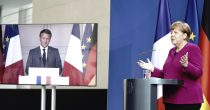 DOGOVOR MAKRONA I MERKEL PODELIO EVROPU Zabrinutost severa i nada  juga zbog evro obveznica