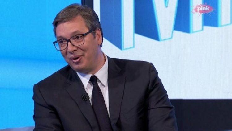 INDUSTRIJSKA PROIZVODNJA NIJE PALA Vučić: Srbija se otvara u pravo vreme