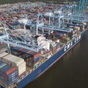 Pojačana potražnja poremetila brodski saobraćaj i lance snabdevanja u SAD