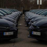 VLADA ODOBRILA NOVE SUBVENCIJE TAKSISTIMA Za nabavku novog vozila 8.000 evra