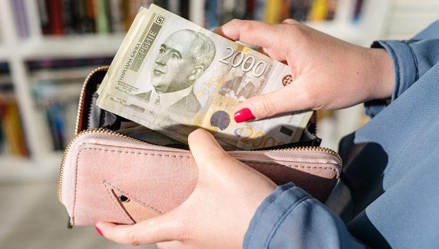 Prosečna majska neto zarada u Srbiji 65.025 dinara, uz realni rast od 6,6 odsto