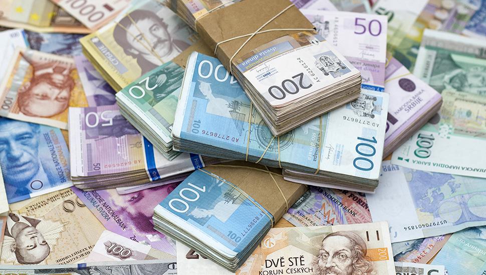 Srpski dinari
