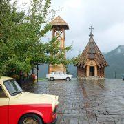 Mokra Gora, Gostilje i Tršić u trci za najlepša sela na svetu