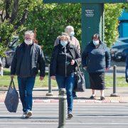 KORONA POD KONTROLOM U REGIONU Blagi pad broja zaraženih u Hrvatskoj i Sloveniji
