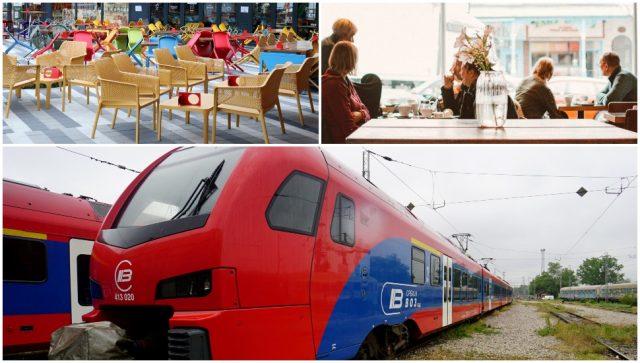JOŠ BLAŽE MERE U SRBIJI UVEDENE ZBOG KORONA VIRUSA Ponovo rade kafići, restorani, javni gradski prevoz