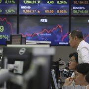 BERZE NESTABILNE ZBOG NOVOG TALASA PANDEMIJE Azijski i evropski indeksi u padu
