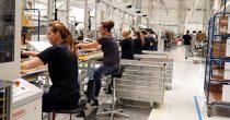 Rast industrijske proizvodnje u januaru 2,5 odsto na godišnjem nivou