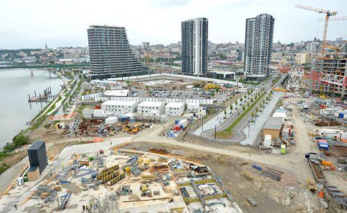BEOGRAD NA VODI DOBIJA JOŠ TRI ZGRADE Projektom predviđeno više od 500 stanova