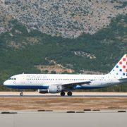 Croatia Airlines u minusu 12,8 miliona evra