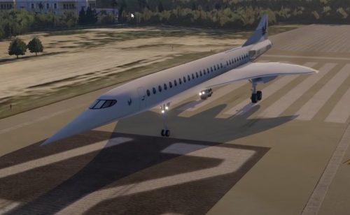 (VIDEO) USKORO POLEĆE SUPERSONIČNI AVION Ovo je nova nadzvučna letilica