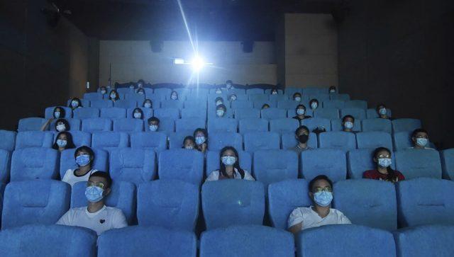 PONOVO RADE BIOSKOPI U KINI, POSLE POLA GODINE Obavezno nošenje maski tokom projekcije filmova
