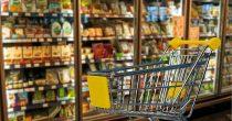Najveći trgovinski lanci u Crnoj Gori imali za 12 odsto manje prihode u prošloj godini