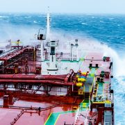 Ruski brod dopremio cevi u vode Danske