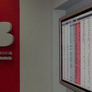 Zaustavljen pad BELEX indeksa