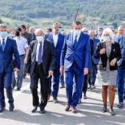 OTVARANJE GRANIČNOG PRELAZA I MOSTA BRATOLJUB U MARTU Prvi zajednički projekat Srbije, BiH i RS vredan 13 miliona evra