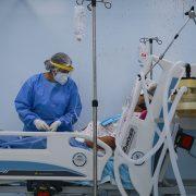 U SRBIJI 59 NOVOOBOLELIH, PREMINUO JEDAN PACIJENT Procenat zaraženih u odnosu na broj testiranih u protekla 24 sata 2,21 odsto
