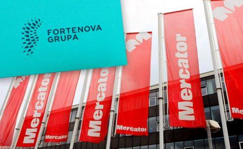 FORTENOVA GRUPA STIČE KONTROLU NAD FIRMOM POSLOVNI SISTEMI MERCATOR Evropska komisija odobrila koncentraciju vlasništva