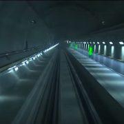Prva vožnja beogradskom podzemnom železnicom 2028.