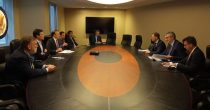 AMERIČKA DELEGACIJA U BEOGRADU Počinju razgovori, na stolu infrastrukturni projekti, vredni 3,7 milijardi evra