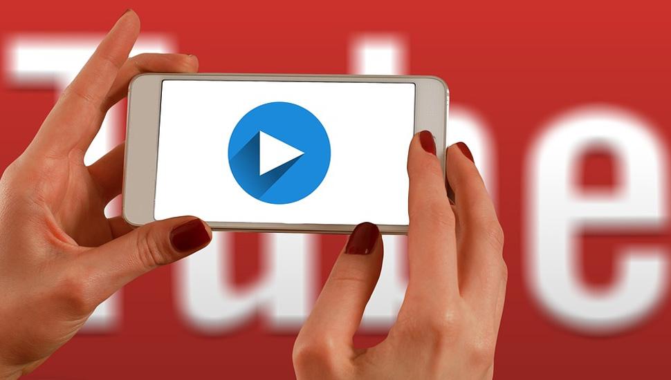 Youtube na telefonu