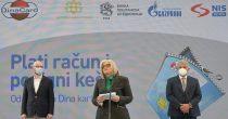 """LAKŠE I BRŽE DO GOTOVINE ZA SVE KORISNIKE DINACARD Servis """"Podigni dinare"""" uz kupovinu na pumpama NIS i Gazprom"""