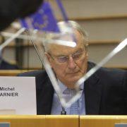 NASTAVAK PREGOVORA O TRGOVINI POSLE BREXITA Evropski pregovarači u Londonu