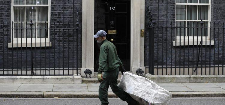 PROPALI PREGOVORI VELIKE BRITANIJE I EU Džonson najavio Brexit bez dogovora