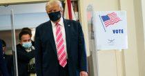 (VIDEO) TRAMP GLASAO NA IZBORIMA U SAD Američki predsednik se oglasio i na društvenim mrežama