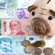 JAVNI DUG SRBIJE 56,8 ODSTO BDP Deficit budžeta 374,8 milijardi dinara za 11 meseci prošle godine