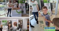 SAKUPILI 6.000 STAKLENIH FLAŠA I TEGLI Građani Srbije vole da recikliraju i znaju zašto je to važno