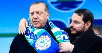 BURA U TURSKIM FINANSIJAMA Posle smene guvernera ostavku dao i ministar finansija, Erdoganov zet