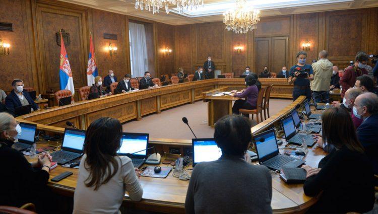 Vlada  dala preporuku da se stari odmor koristi do juna 2022. godine
