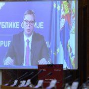 KAPITALNE INVESTICIJE GLAVNI CILJ PROGRAMA SRBIJA 2020-2025 Ulaganja u gasovod, auto-puteve, kanalizacione mreže, najavio Vučić