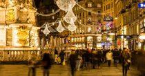 KAKO IZGLEDA BEČ ZA VREME PRAZNIKA Nikad mirnija Nova godina