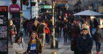 Pandemija prepolovila broj turista u Srbiji