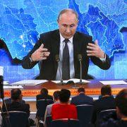 Putin zvezda ruskog ekonomskog foruma