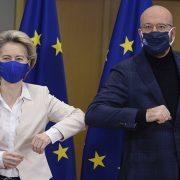 EU I VELIKA BRITANIJA POTPISALE TRGOVINSKI SPORAZUM Privremena primena dogovora do 28. februara