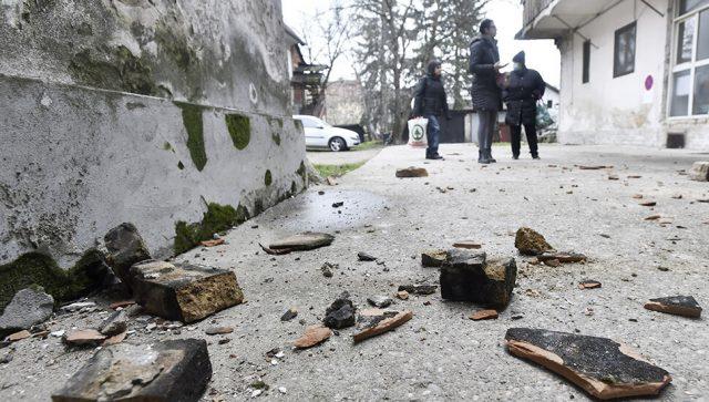 Foto Video Snazan Zemljotres Pogodio Hrvatsku Najmanje Jedna Zrtva Potres Se Osetio U Mnogim Evropskim Zemljama Biznis Rs
