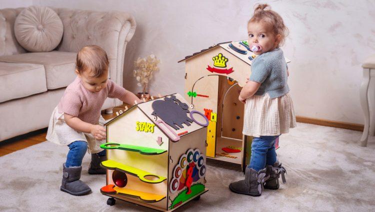 EDUKATIVNE KUĆICE ZA DECU OSVAJAJU SVET Porodični biznis koji je nastao slučajno