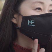 MASKA ZA LICE SA MIKROFONOM I SLUŠALICAMA Najnoviji modni hit za pandemijsku sezonu 2021