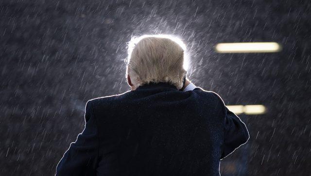 TURBULENTNI POSLEDNJI PREDSEDNIKOVI DANI U BELOJ KUĆI Amerika između Bajdenove inauguracije i opoziva Trampa